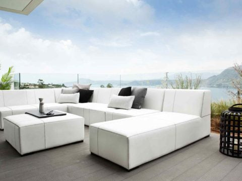 sectional sofa - outdoor lounge furniture